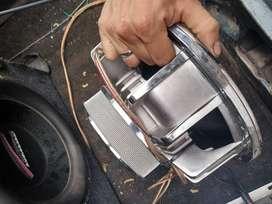 Caja litrada audiobahn