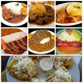Asadero Pepe Páez te ofrece deliciosos platos ..apartir de las 5pm