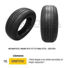 LLANTAS 165/65 R13 ZEETEX