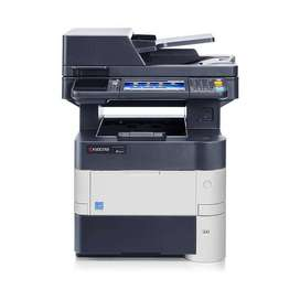 Impresora Multifuncional Laser Kyocera M3550idn Monocromatica
