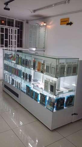 Hermosas vitrinas en venta