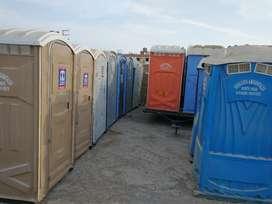 Venta baños portátiles lote