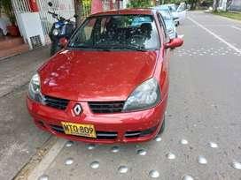 Renault Clio 1.2  Rojo Fuego 2013