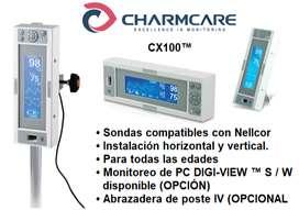 Oximetro de Pulso de Mesa CX100  - Charmcare