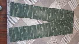 Jeans Camuflado