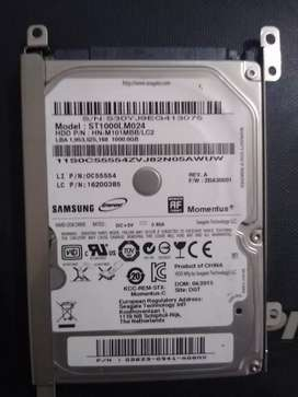 Disco duro 1tb para portátil