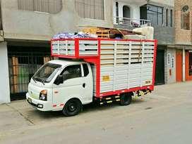 servicio de taxi carga y mudanza