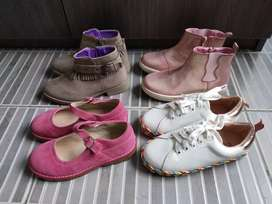Botas, zapatos de niña Nuevos LEER DESCRIPCIÓN