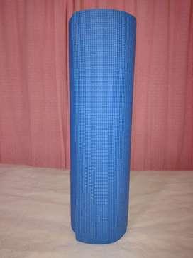 Yoga mat celeste