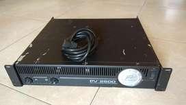 Amplificador Peavey Pv-2600