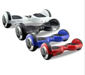 SCOOTER ELÉCTRICO SMART BALANCE WHELL CON LUCES LED Y BLUETOOTH