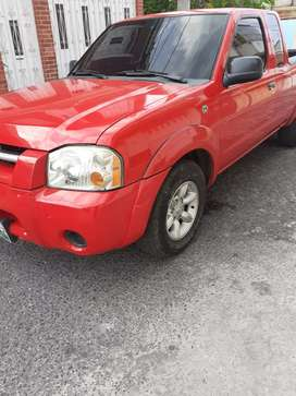 Nissan fronter extracab
