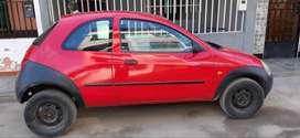 Ford ka del año 1998