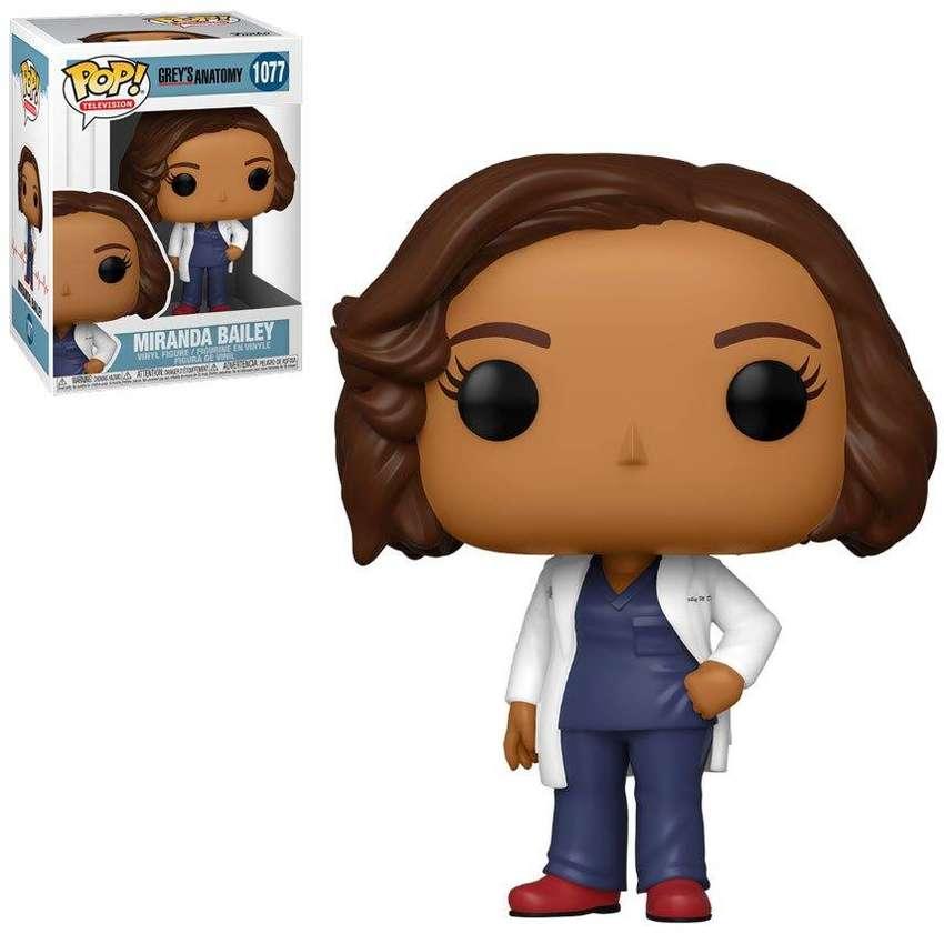 Funko Pop Grey's Anatomy Dr. Bailey nueva original 0