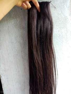 Extensiones de cabello 100%natural