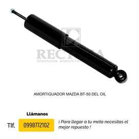 AMORTIGUADORES MAZDA BT-50, B1600, B2200, B2600, ALLEGRO, 323