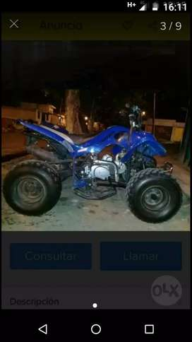 Cuatri 110 cc muy bueno poco uso