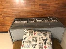 Mueble pue de cama