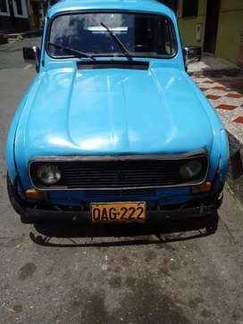 Renault 4 como nuevo