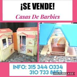 Se Vende: Casas de Barbies