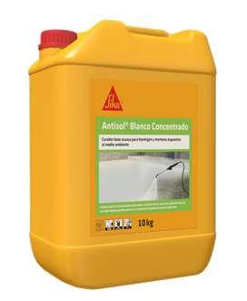 Antisol Blanco Concentrado 4 Kg. 10 Kg. 200 Kg.