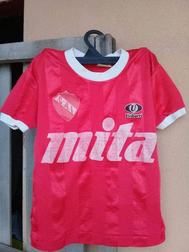 Camiseta Niños Independiente Uribarri 0
