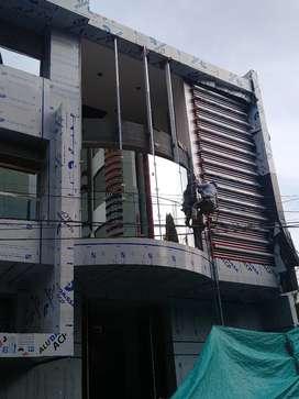 Alucobond fachadas piel de vidrio aluminio