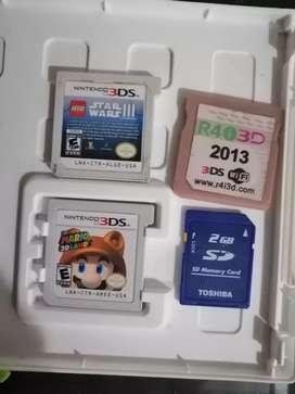 Excelentes juegos para 3DS