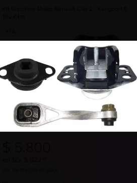 Taco de motor y caja Renault kangoo motor k4m 1.6 16 válvulas