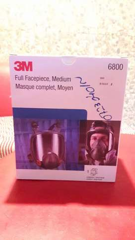 Mascara completa mediana 6800