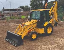 Alquiler de maquinaria para construcción alquiler de retroexcavadora con martillo eliminación de desmontes