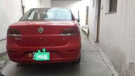 Vendo Fiat Siena modelo 2013 1.4 EL con GNC