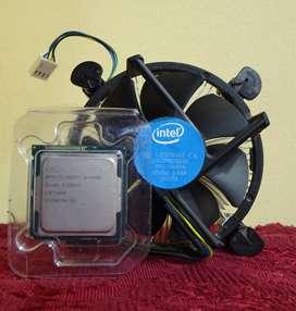 Procesador Intel I5-4460 Socket 1150 4ta Generación