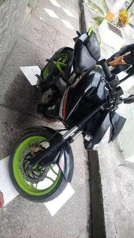 Vendo Moto Pulsar 200 NS