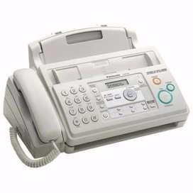 Fax Panasonic Kxfp703ag