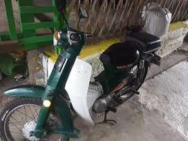 Se vende moto c-90