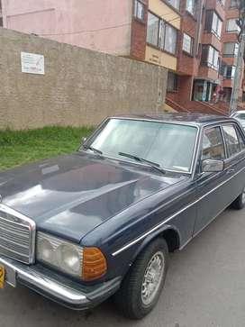 Vendo mercedes benz 1982 250