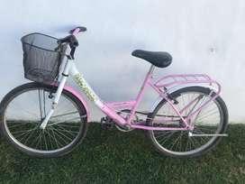 Bicicleta Niña Rodado24