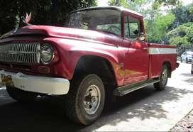 camioneta  international harvester 4x4