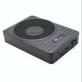 """MA Audio - 8"""" Subwoofer con Amplificador"""