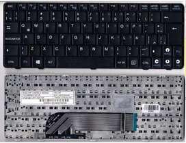 teclados de netbook G3 y G4