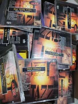 Colección de Cds de Jazz