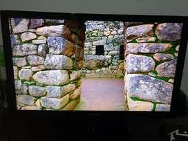Tv y monitor led Samsung 24 pulgadas