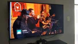 "Televisor Sony Smart tv 49"""