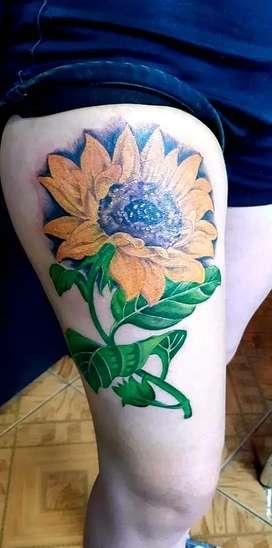 Deragon tattoo
