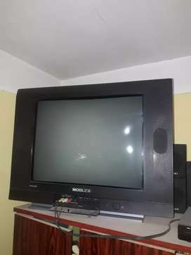 """Vendo TV Noblex 21"""" pantalla plana"""