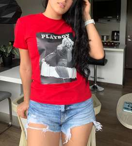Camisetas 100