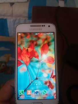 Vendo Samsung S4 mini s/ 120