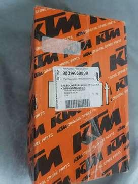 Vendo velocímetro (tacometro)de KTM 390
