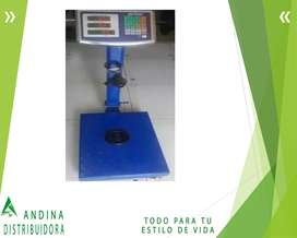 Balanza Electrónica 100 Kg Jontex